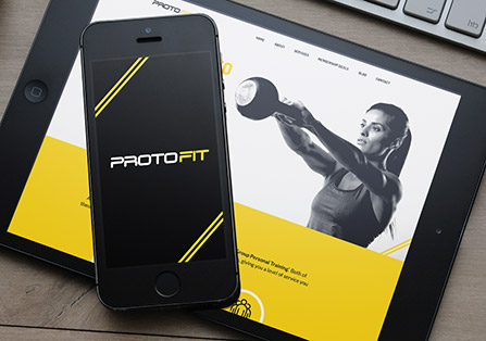 Profotfit Branding and Website Design